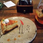三宮でチーズケーキ。静かなカフェで一人でも楽しめる【カフェ ケシパール (CAFE KESHiPEARL)】
